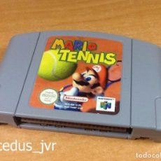 Videojuegos y Consolas: MARIO TENNIS JUEGO PARA NINTENDO 64 N64 PAL CARTUCHO EN BUEN ESTADO. Lote 95644799
