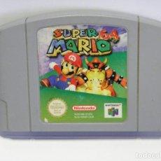 Videojuegos y Consolas: JUEGO SUPER MARIO 64 - NINTENDO 64 - N64. Lote 97683255