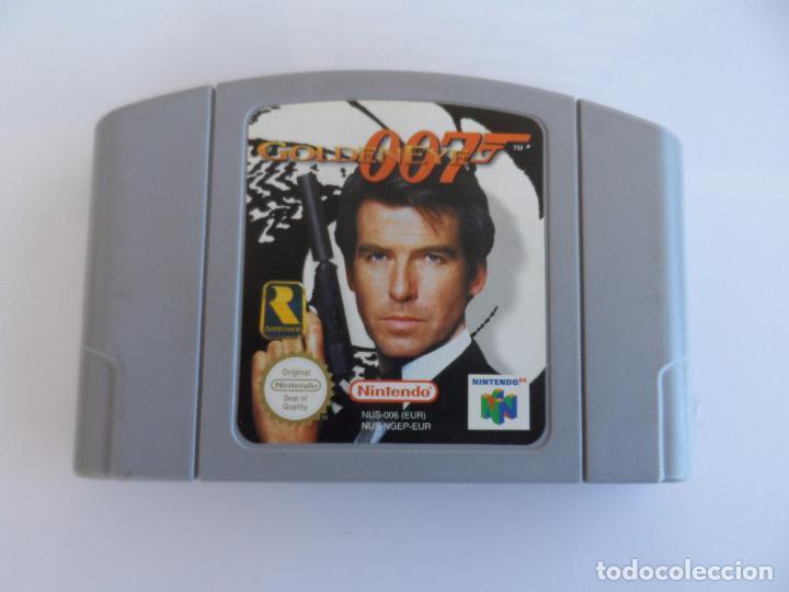 Videojuegos y Consolas: NINTENDO 64 GOLDENEYE 007 PAL ESP (CON GUIA) - Foto 3 - 99134071