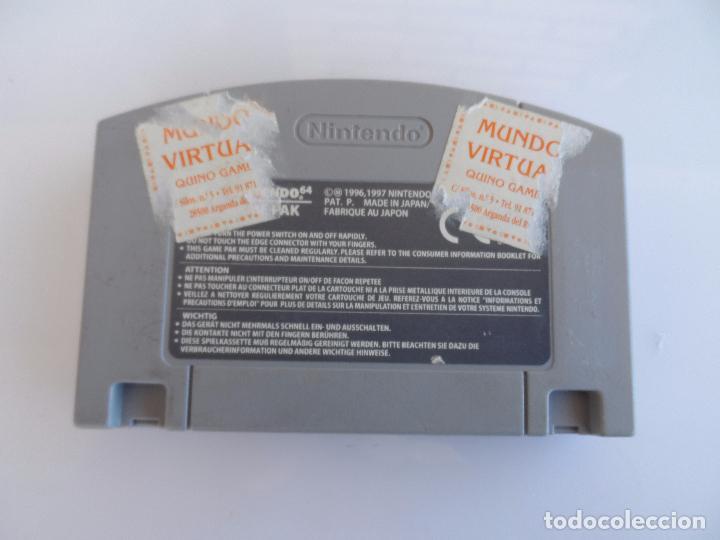 Videojuegos y Consolas: NINTENDO 64 GOLDENEYE 007 PAL ESP (CON GUIA) - Foto 4 - 99134071