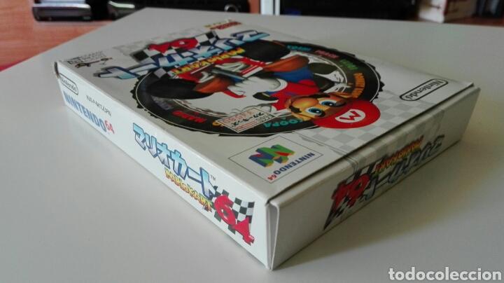 Videojuegos y Consolas: Mario kart 64 japones (lo que se ve en las fotos) - Foto 3 - 99158846