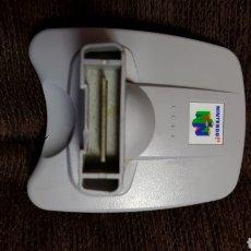 Videojuegos y Consolas: TRANSFER PAK PARA NINTENDO 64 MUY BUEN ESTADO. Lote 102061974