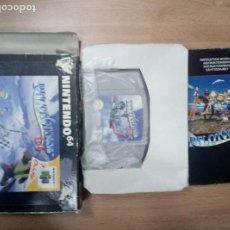 Videojuegos y Consolas: PILOTWINGS 64 PILOT WINGS - NINTENDO 64 - N64 - PAL COMPLETO. Lote 104979759