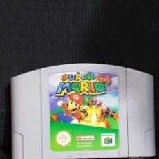 Videojuegos y Consolas: NINNTENDO 64 SUPER MARIO 64. Lote 109214919