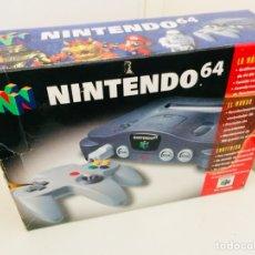 Videojuegos y Consolas: NINTENDO 64. Lote 109456546