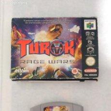 Videojuegos y Consolas: TUROK. Lote 109505783