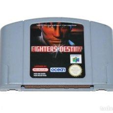 Videojuegos y Consolas: JUEGO NINTENDO 64 FIGHTERS DESTINY. Lote 111610859