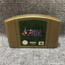Videojuegos y Consolas: THE LEGEND OF ZELDA MAJORAS MASK·NINTENDO 64. Lote 113001040