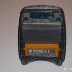 Videojuegos y Consolas: COMPLEMENTO PARA CONSOLA NINTENDO 64 TRANSFER PAK MODEL NO. NUS-019 PARA JUEGOS GAME BOY. Lote 113626187