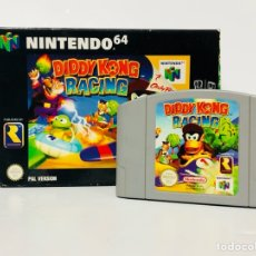 Videogiochi e Consoli: JUEGO EN CAJA DE NINTENDO 64 DIDDY KONG RACING. Lote 114587514