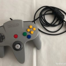 Videojuegos y Consolas: MANDO CONTROLLER PARA NINTENDO 64 ORIGINAL. Lote 115324531