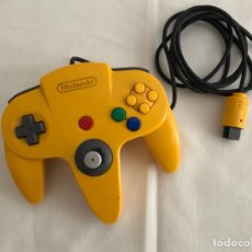 Videojuegos y Consolas: MANDO CONTROLLER PARA NINTENDO 64 ORIGINAL. Lote 115325476
