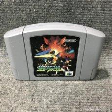Videojuegos y Consolas: STARFOX NINTENDO 64. Lote 115437515