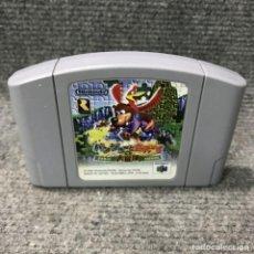 Videojuegos y Consolas: BANJO KAZOOIE NINTENDO 64. Lote 115437523