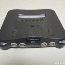Videojuegos y Consolas: CONSOLA NINTENDO 64 VERSION EUROPEA PAL NUS-EUR-1 N4. Lote 115577087