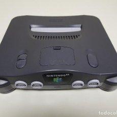 Videojuegos y Consolas: CONSOLA NINTENDO 64 VERSION EUROPEA PAL NUS-EUR-1 N7. Lote 115577507