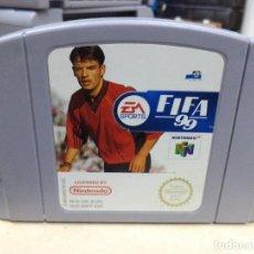 Videojuegos y Consolas: FIFA 99 NINTENDO 64.(ESP).. Lote 117512387