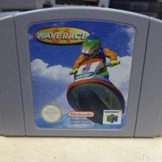Videojuegos y Consolas: WAVE RACE.NINTENDO 64 (EUR). Lote 117513515