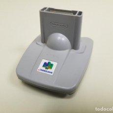 Videojuegos y Consolas: 918- NINTENDO 64 TRANSFER PAK MODEL NUS 019 ( AÑO 1998) Nº 3. Lote 117554579