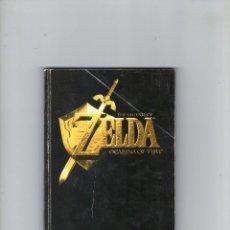 Videojuegos y Consolas: THE LEGEND OF ZELDA - OCARINA OF TIME - GUÍA DE TEXTOS - NINTENDO 64 - AÑO 1998.. Lote 121125295