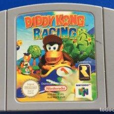 Videojuegos y Consolas: JUEGO DIDDY KONG RACING NINTENDO 64 (SOLO CARTUCHO) N64. NO TESTEADO. Lote 121315771