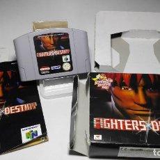 Videojuegos y Consolas: FIGHTERS DESTINY ( NINTENDO 64 - PAL - EURO). Lote 121721695