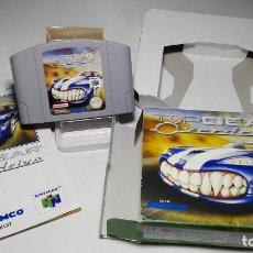 Videojuegos y Consolas: TOPGEAR OVERDRIVE ( NINTENDO 64 - PAL - EURO). Lote 121721907