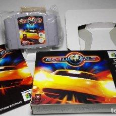 Videojuegos y Consolas: ROADSTERS ( NINTENDO 64 - PAL - EURO). Lote 121722267