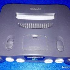 Videojuegos y Consolas: NINTENDO 64 - LOTE DE CONSOLA + JUEGOS (3 FOTOS). Lote 121823807