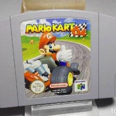 Videojuegos y Consolas: MARIO KART 64 ( NINTENDO 64 - PAL - EURO). Lote 121969571