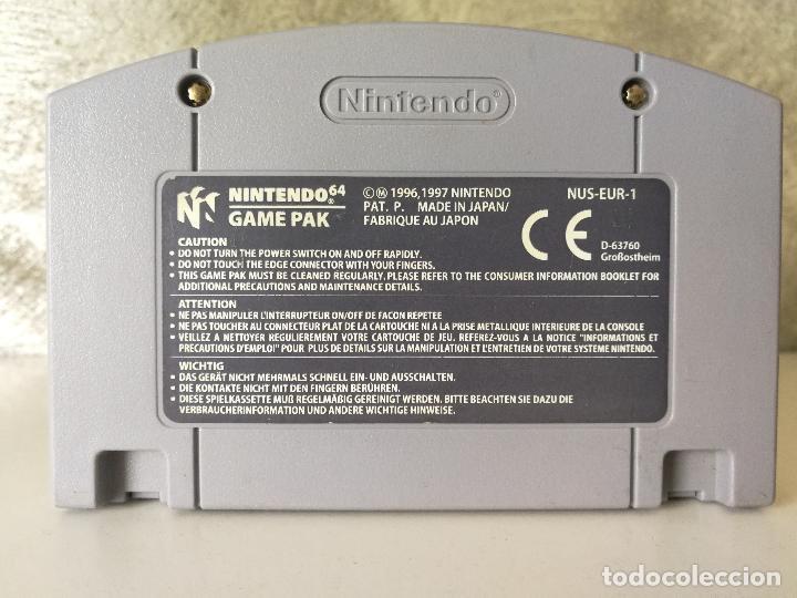 Videojuegos y Consolas: GASP!! NINTENDO 64 N64 - Foto 2 - 122172675
