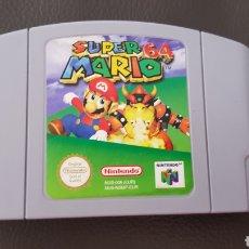 Videojuegos y Consolas: SUPER MARIO 64 JUEGO CARTUCHO. Lote 218771347