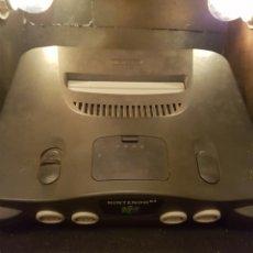 Videojuegos y Consolas: NINTENDO N64 ( SOLO CONSOLA ). Lote 128114022