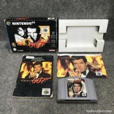 Videojuegos y Consolas: 007 GOLDENEYE NINTENDO 64. Lote 128303487