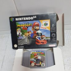 Videojuegos y Consolas: MARIO KART 64. Lote 128419012