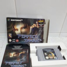 Videojuegos y Consolas: PERFECT DARK NINTENDO 64. Lote 128419270