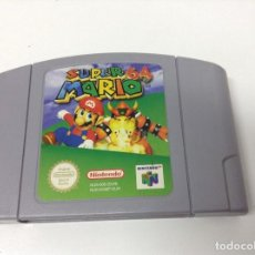 Videojuegos y Consolas: SUPER MARIO 64. Lote 128471551