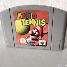 Videojuegos y Consolas: JUEGO NINTENDO 64 MARIO TENNIS.. Lote 128535980
