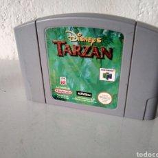 Videojuegos y Consolas: JUEGO TARZAN NINTENDO 64.. Lote 128536407