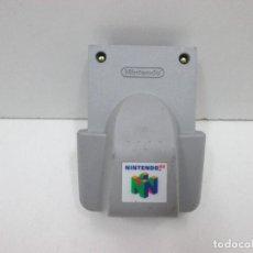 Videojuegos y Consolas: N64-ORIGINAL NINTENDO RUMBLE PAK. Lote 128623855