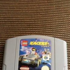 Videojuegos y Consolas: JUEGO RACERS LEGO NINTENDO 64 . Lote 130006395