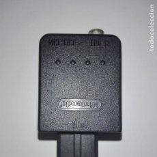 Videojuegos y Consolas: CABLE MODULADOR RF PARA ANTENA NINTENDO 64. Lote 130624778