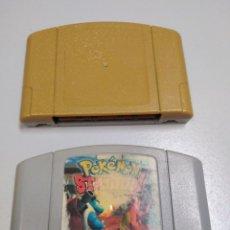 Videojuegos y Consolas: POKEMON 64 1 Y 2. Lote 140361636