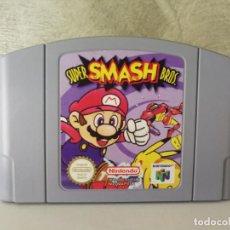 Videojuegos y Consolas: SUPER SMASH BROS N64. Lote 133451614