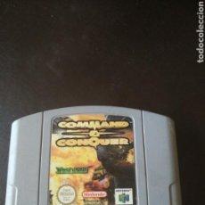 Videojuegos y Consolas: COMMAND AND CONQUER NINTENDO 64. Lote 133548418