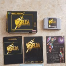 Videojuegos y Consolas: THE LEGEND OF ZELDA, OCARINA OF TIME. NINTENDO 64. Lote 137198730