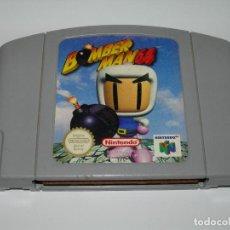 Videojuegos y Consolas: DIFÍCIL JUEGO BOMBER MAN 64 PARA CONSOLA NINTENDO 64 / N64 / NINTENDO64 - SÓLO CARTUCHO -. Lote 141760698