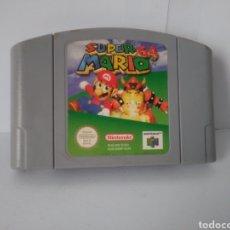 Videojuegos y Consolas: SUPER MARIO 64 NINTENDO 64.. Lote 143252442