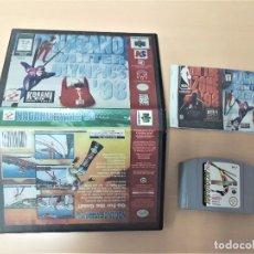 Videojuegos y Consolas: 08-00305 NINTENDO 64- NAGANO WINTER GAMES 98. Lote 144577858