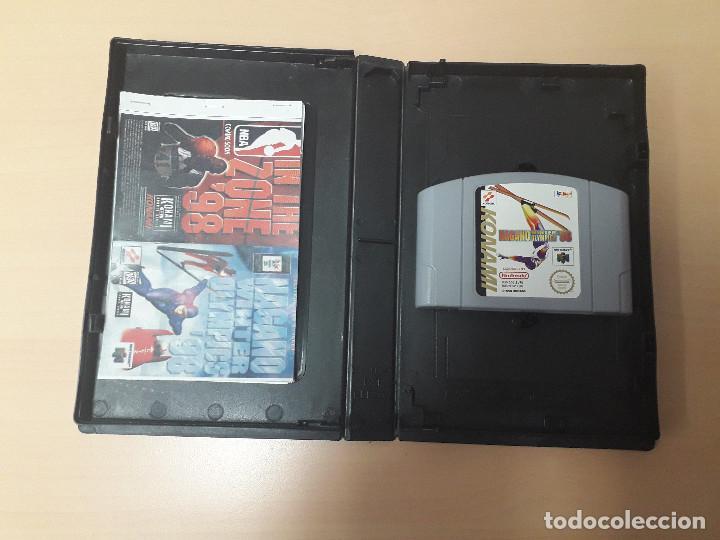 Videojuegos y Consolas: 08-00305 NINTENDO 64- NAGANO WINTER GAMES 98 - Foto 3 - 144577858